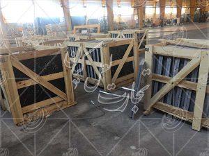 صادر کردن سنگ تراورتن به عراق