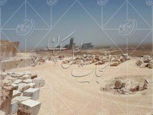 تولید سنگ تراورتن در ایران